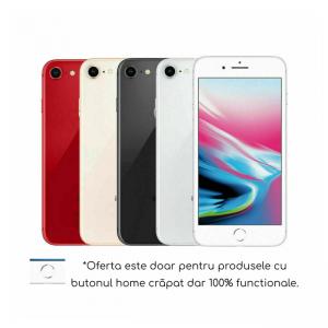 iPhone 8 Space Gray -  Estetică: Silver
