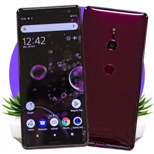 Sony Xperia XZ3 64 GB Bordeaux Red