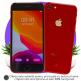 iPhone 8 Rosu -  Estetică: Silver